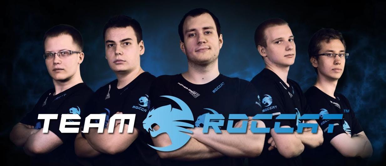 Team ROCCAT - polska drużyna w League of Legends