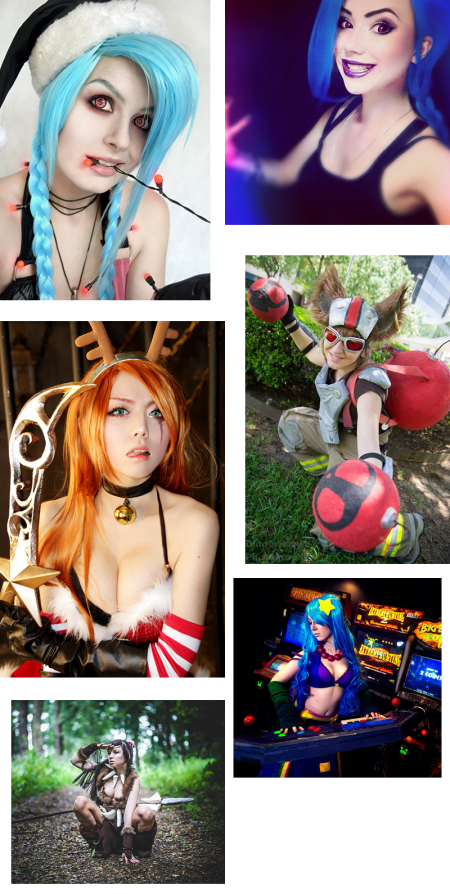 14.03.01 league of legends cosplay