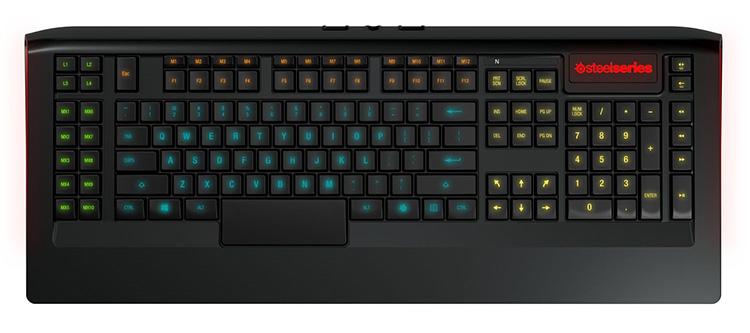 14.05.09 SteelSeries Apex Gaming Keyboard