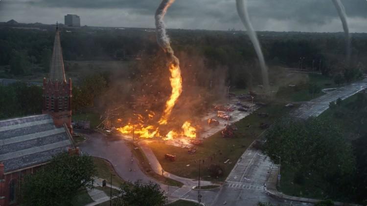 recenzja epicentrum into the storm