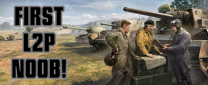 hasztag world of tanks learn to play
